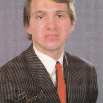 Александр Черных, заслуженный мастер спорта СССР, хоккеист