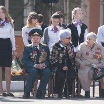 День Великой Победы. Бессмертный полк